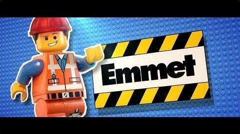 The LEGO® Movie - Meet Emmet HD