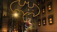Wonder Woman lasso-S'évader de Gotham City