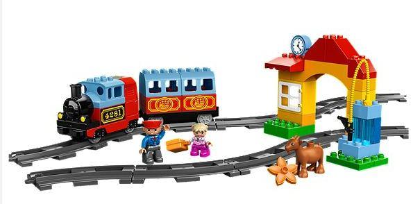 10507 My First Train Set