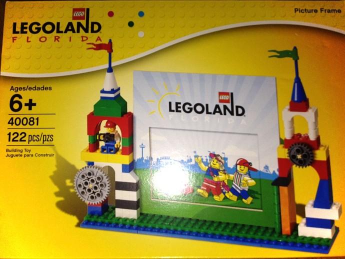 40081 LEGOLAND Florida Photo Frame