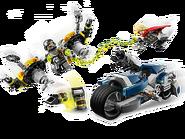 76142 L'attaque du Speeder Bike des Avengers 3