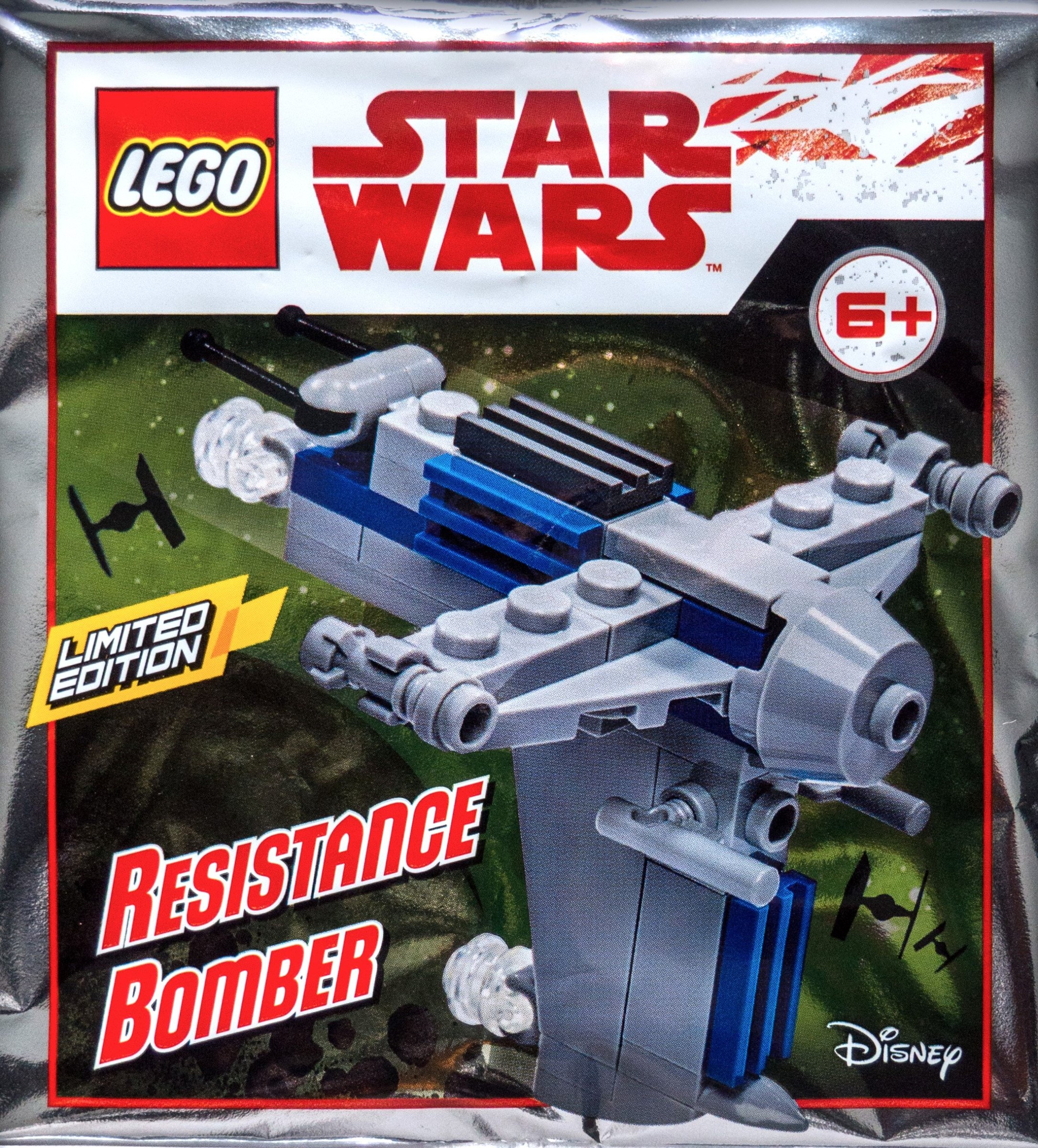 911944 Resistance Bomber