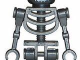 Black Skeleton Warrior