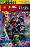 LEGO Ninjago Comics 1