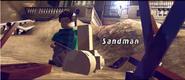 Sandman Screen