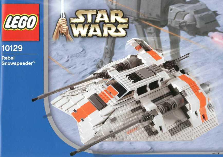 10129 Rebel Snowspeeder