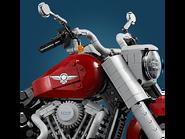 10269 Harley-Davidson Fat Boy 10