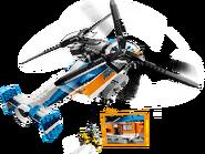 31096 L'hélicoptère à double hélice 3