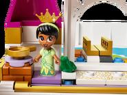 43193 Les aventures d'Ariel, Belle, Cendrillon et Tiana dans un livre de contes 9