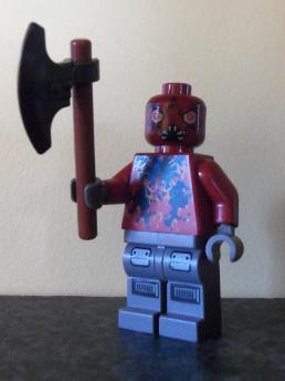 Atlancav Warrior