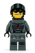 Space Police Officer 5970