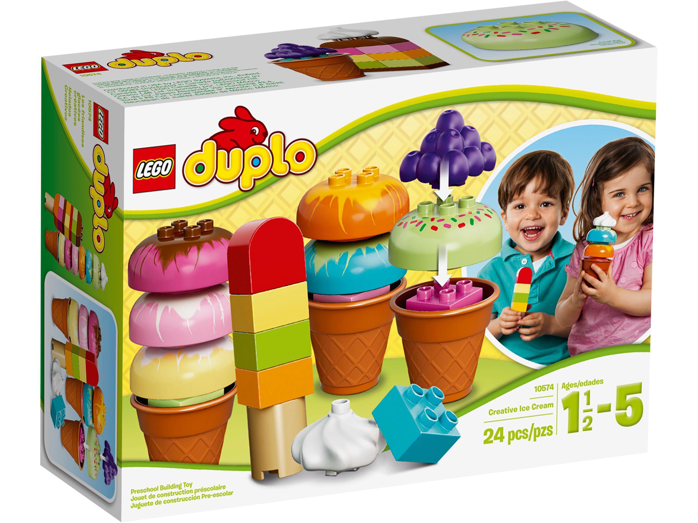 10574 Creative Ice Cream