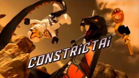 2012 LEGO Ninjago - Characters Constrictai
