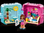 41412 Le cube de jeu d'été d'Olivia 2