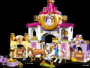 43195 Les écuries royales de Belle et Raiponce 2