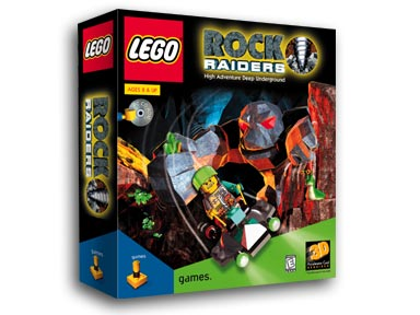 5708 LEGO Rock Raiders