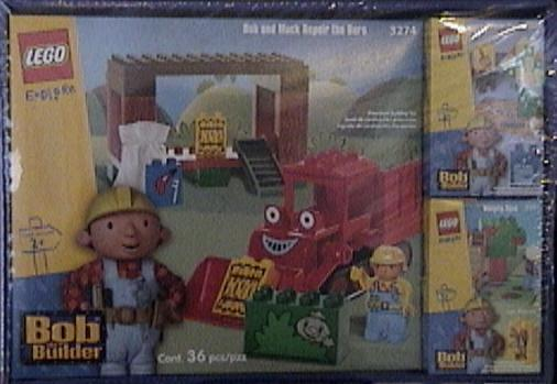 65175 Bob the Builder Co-Pack