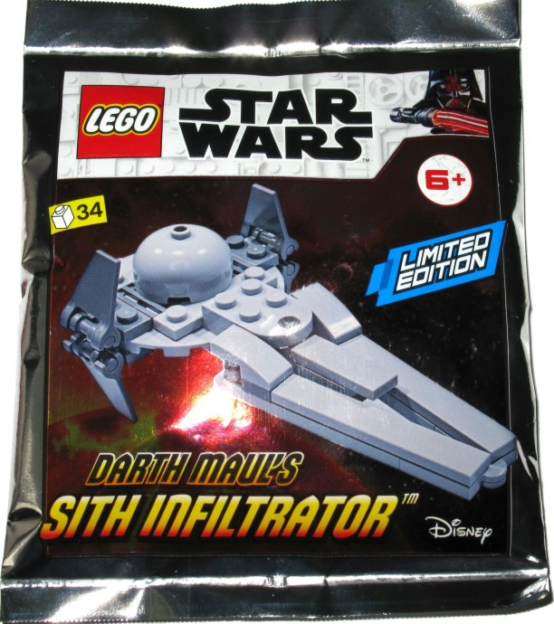 912058 Sith Infiltrator