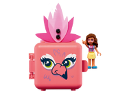 41662 Le cube flamant rose d'Olivia 2