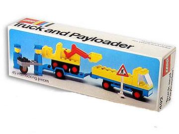 492 Truck & Payloader
