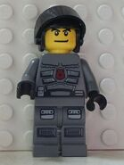 5980 Space Police Officer