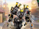 70632 Le Robot Sismique