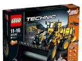 42030 VOLVO L350F Wheel Loader