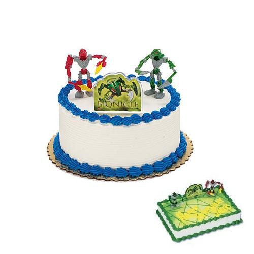BIONICLE Cake Decorating Kit