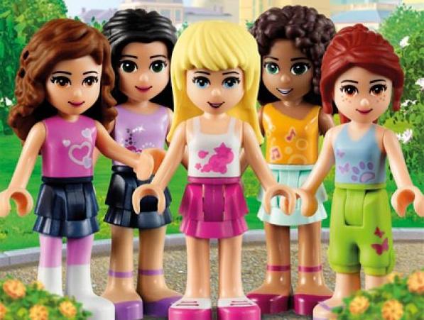 Mini-doll figure