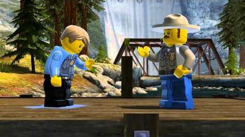 LEGO City Undercover - Forest Ranger Cutscene