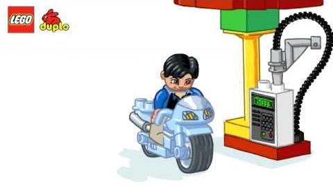 LEGO DUPLO - Building 6171 21 24