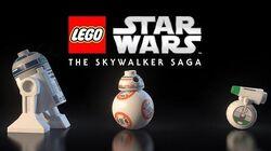 LEGO Star Wars The Skywalker Saga - Countdown Trailer