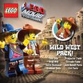 The LEGO Movie Wild West Pack