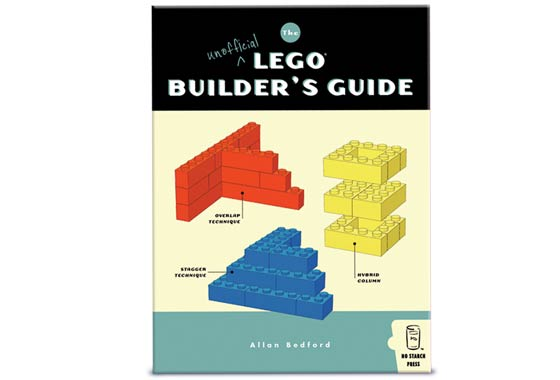 B542 The Unofficial LEGO Builder's Guide