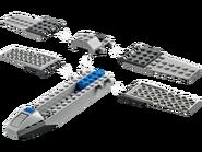 75297 X-wing de la Résistance 5