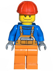 City Construction Worker Six