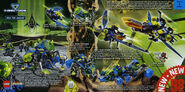 Lego Insectoids Catalog