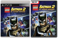 Lego batman 2 new artwork