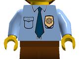 Custom:Police Secretary