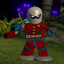 Robin (Combinaison aimant)-Batman 3