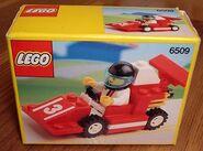 6509-Red Devil Racer
