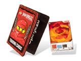 853114 Porte-cartes à collectionner Ninjago
