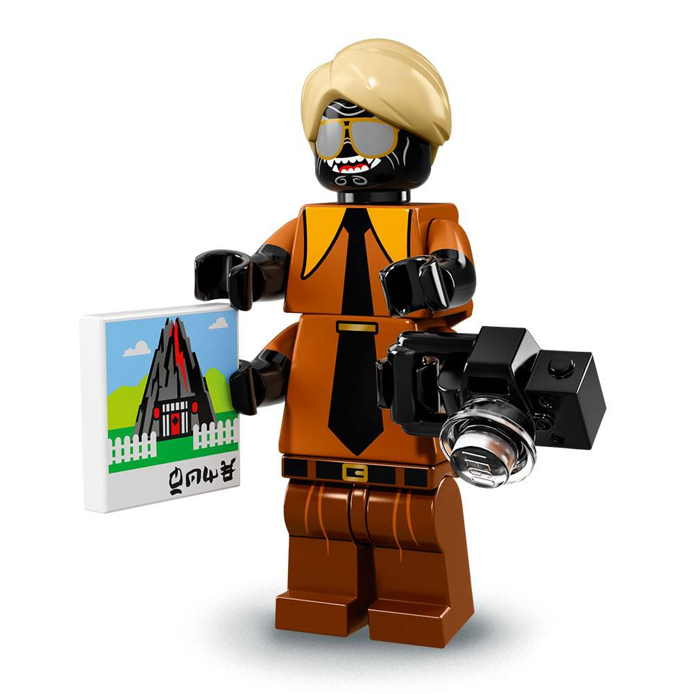 Zane 71019 The LEGO Ninjago Movie Minifigure