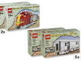 K10022 Santa Fe Train Kit