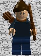 LEGO Katniss