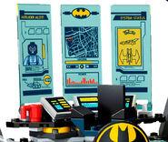 Lego batcave batcomputer exclusive photo