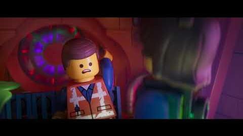 The LEGO Movie 2 The Second Part Clips Rex Dangervest