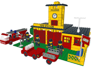 374-1 Fire Station