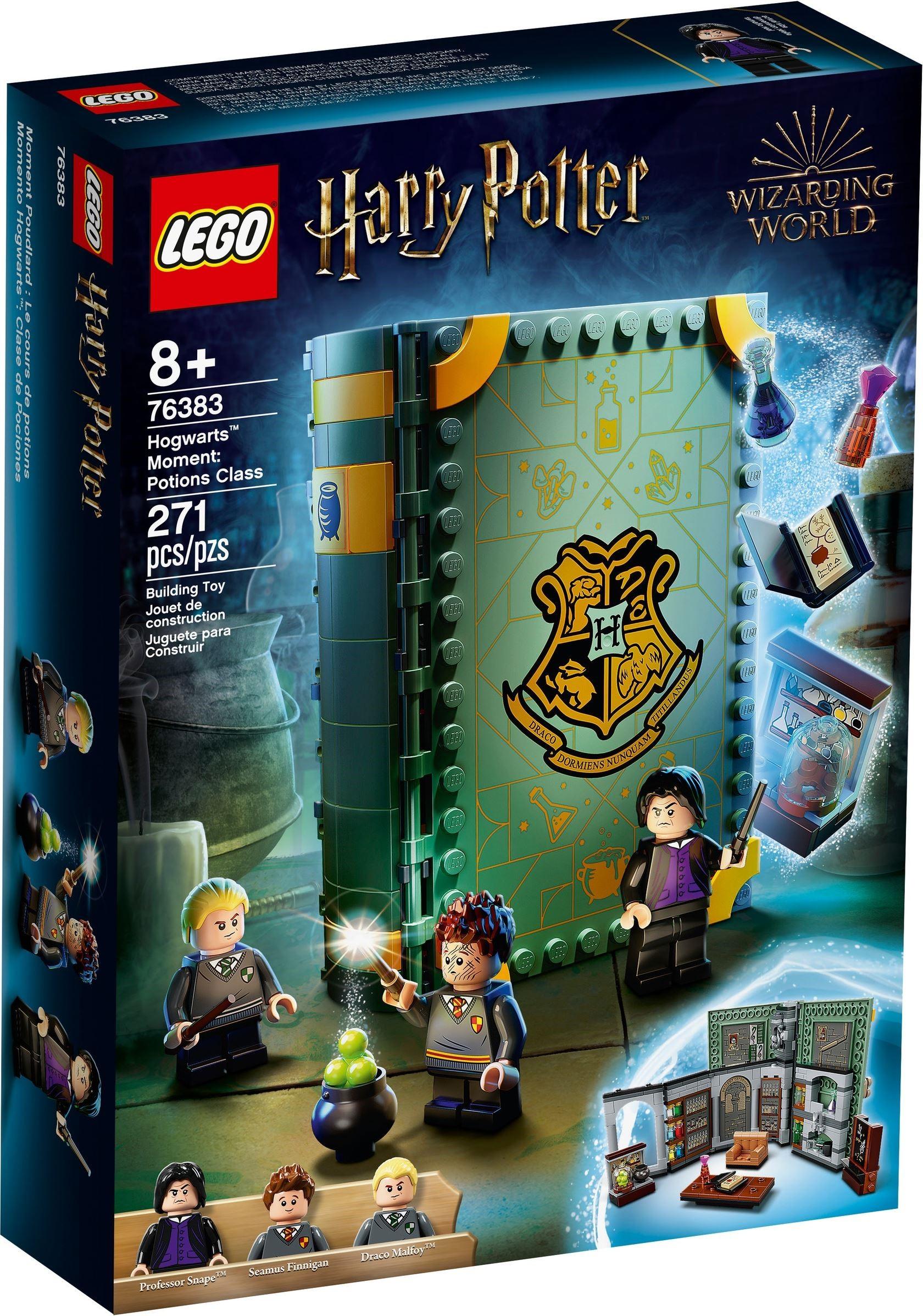 76383 Hogwarts Moment: Potions Class