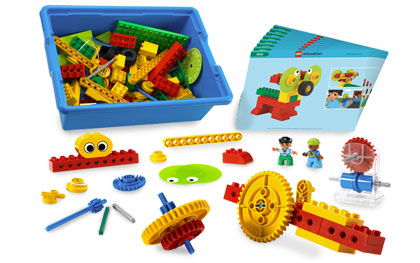 9656 Early Simple Machines Set